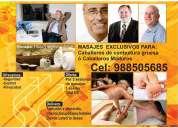 Masajes exclusivos para hombres. masajista profesional.delivery cuento con local