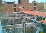 Construcción en drywall y electricidad de todo en drywall