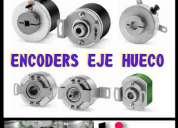 Encoder incremental programable (lika)