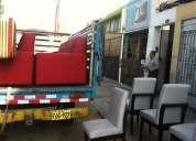 Servicio de taxi carga  en salamanca