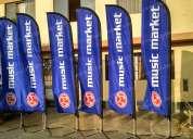 Fly banner publicitario