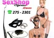 Sexshop ofertas / vibradores, dildos, conos, anillos, lubricantes, exitantes..