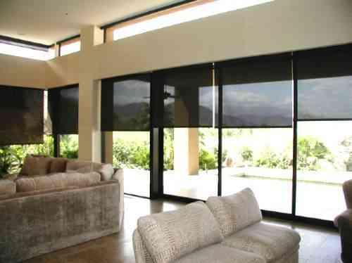 confección de cortinas rollers en todo lima telf. 241-3458 - limpieza - arreglos -