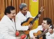 Lleva los boleros y la musica criolla a tu reunion