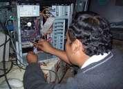 Tecnico reparacion computadoras cono norte lima