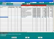 Sistema facturacion basico de facil uso para empresas, negocios,etc.