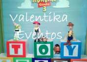 Decoración de toy story para fiestas infantiles en lima