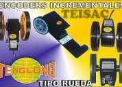 Encoder incrementales programables (lika electronic)