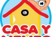 Agencia de empleos casa y nenes,consultar!