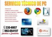 servicio tÉcnico en computadoras pc y laptop