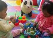 Ofrecemos guarderia infantil casita del bebe