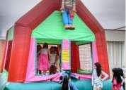 Alquiler de juegos inflables y camas saltarinas,consultar!