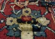 Limpieza de alfombras orientales pakistanas, kelims, hindúes, chinas, turcas.