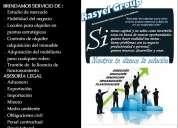 Servicio de estudio de mercado