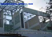 Ampliacion y remodelacion y diseÑos de departamentos en drywall 949073383 / 5684070