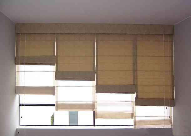CONFECCION DE ESTORES TELF. 241-3458 - LIMA-PERU