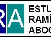 abogados en competencia desleal - estudio ramÍrez & abogados