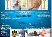 Masajes exclusivos para hombres de contextura gruesa y maduros.abelardo q. cel: 988505685