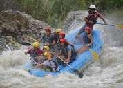 Turismo de aventura lunahuana reservas 989485676