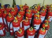 Venta de extintores para oficinas, empresas, inc. instalacion y señalizacion 792-4646