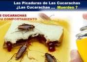 Fumigar cucarachas - sistema en gel elimina al 100% telef. 792-4646
