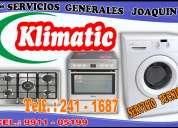 TÉcnico autorizados lavadoras klimatic la molina