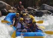 Sport & adventure lunahuana reservas 989485676