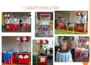 Eventos infantiles (decoraciones, show, buffet infantil y mas)