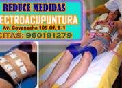 Reduce medidas con electro acupuntura