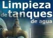 Lavado de tanques elevados y cisternas jesus maria, lince 792-4646