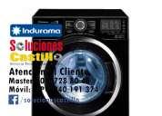Servicio de reparacion de lavadoras indurama lavaseca