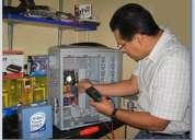 Reparación de computadoras y laptops a domicilio chiclayo