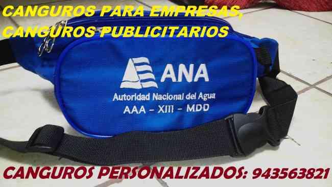 CANGUROS PUBLICITARIOS PARA EMPRESAS