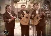 Felicidades por llevar musica criolla y boleros a tu reunion