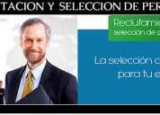 Servicio de capacitacion y seleccion de personal