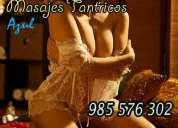 Masajes tantricos el placer del masaje con azul 985*576*302