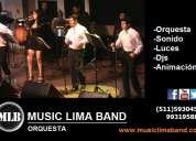 Orquesta digital - orquestas para bodas-matrimonios-lima