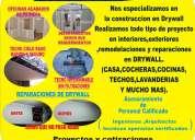 Drywall ingenieros y arquitectos