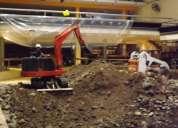 Alquiler de cortadora de concreto o asfalto