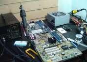 Servicio de reparacion de computadoras y laptops a domicilio
