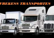 Transporte de carga mudanza lima ica