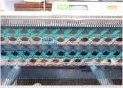 Clases de tejido a maquina