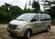 Taxi privado en minivan piura para mancora punta sal