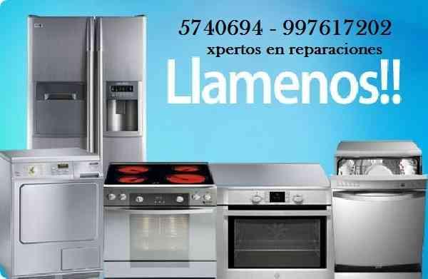 SERVICIO  TECNICO REFRIGERADORAS, CONSERVADORAS, EXIVIDORAS/LG, SAMSUNG, WESTING,++++/ 997617202