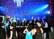 """orquesta"" */grupo musical/* orquesta para fiestas eventos orquesta la triva // 996281180"
