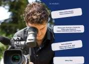 Video institucional y films corporativos full hd