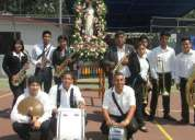 Banda musical procesional  el lima metropolitana