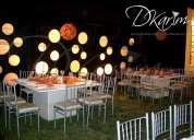 Equipos de sonido,bodas,catering,maestro de ceremonia,quinceaños