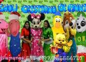 Show infantil navideño  5436199/955556730 de anni