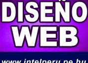 DiseÑo de pagina web | creacion de paginas web modenas | web con chat online